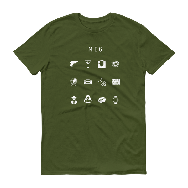 MI6 (James Bond) Unisex T-Shirt - Beacon