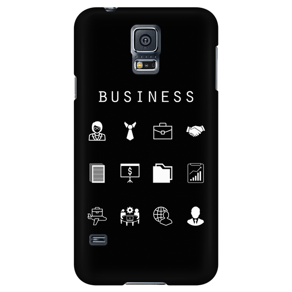 Business Black Phone Case - Beacon