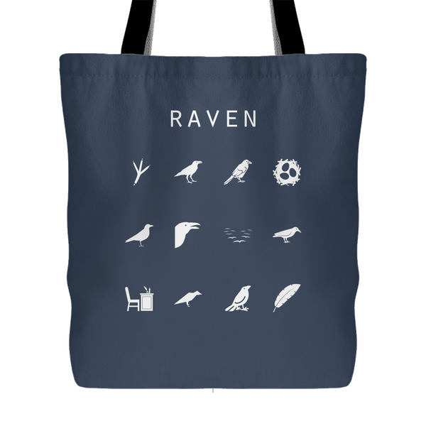 Raven Tote Bag - Beacon