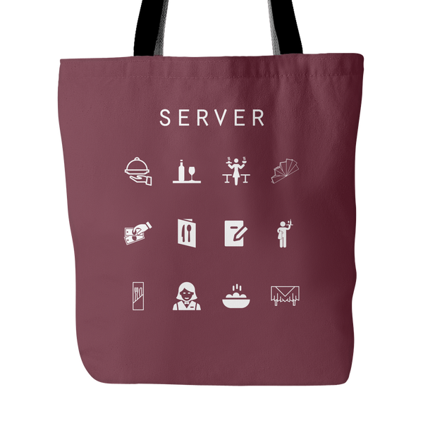 Server Tote Bag - Beacon