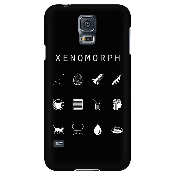 Xenomorph Black Phone Case - Beacon