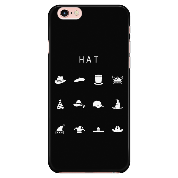 Hat Black Phone Case - Beacon