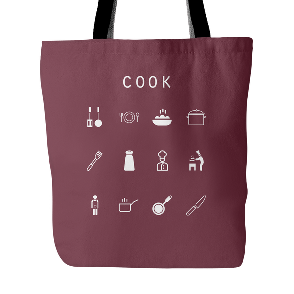 Cook (Job) Tote Bag - Beacon