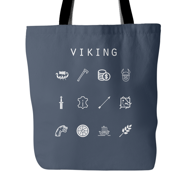 Viking Tote Bag - Beacon