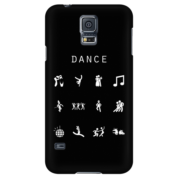 Dance Black Phone Case - Beacon