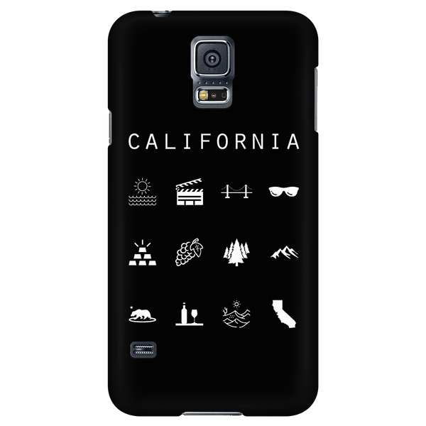 California Black Phone Case - Beacon