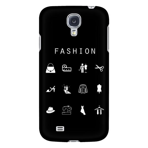 Fashion Black Phone Case - Beacon