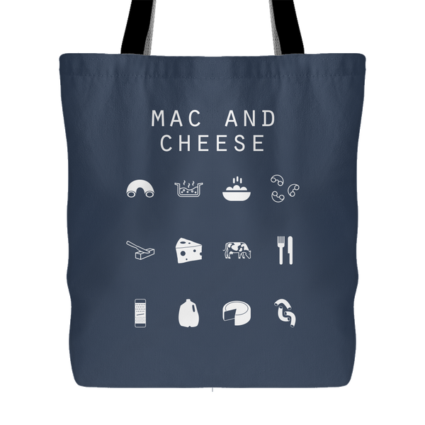 Mac and Cheese Tote Bag - Beacon