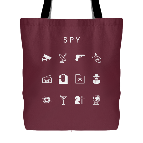 Spy Tote Bag - Beacon
