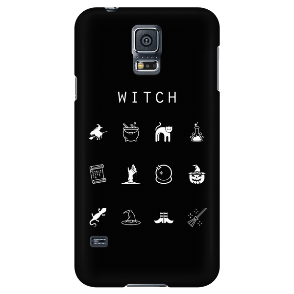 Witch Black Phone Case - Beacon
