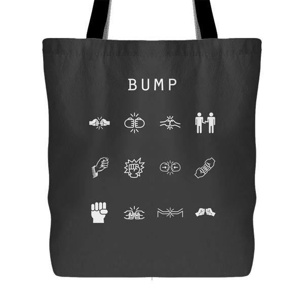 Bump Tote Bag - Beacon