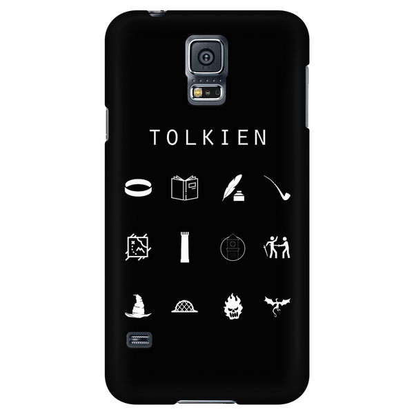 Tolkien Black Phone Case - Beacon