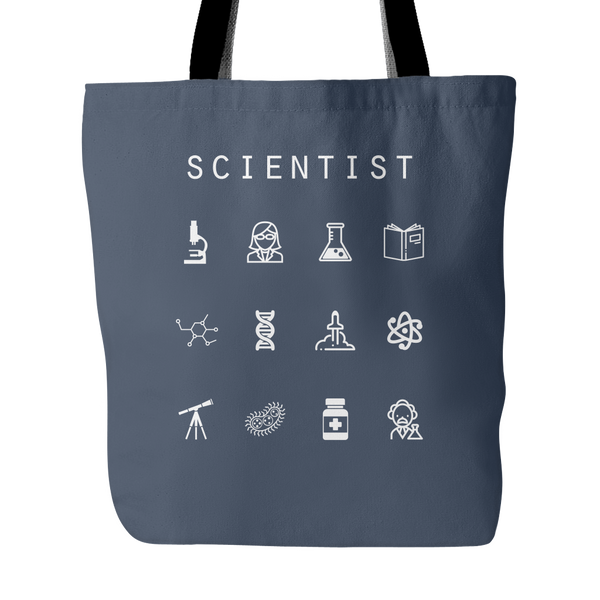 Scientist Tote Bag - Beacon