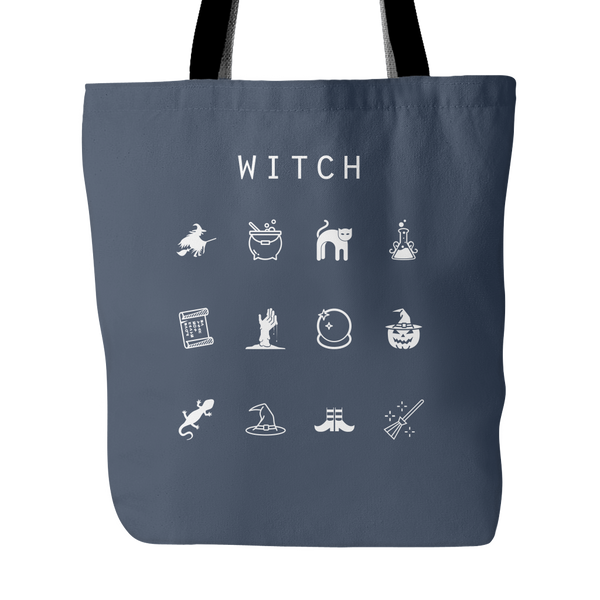 Witch Tote Bag - Beacon