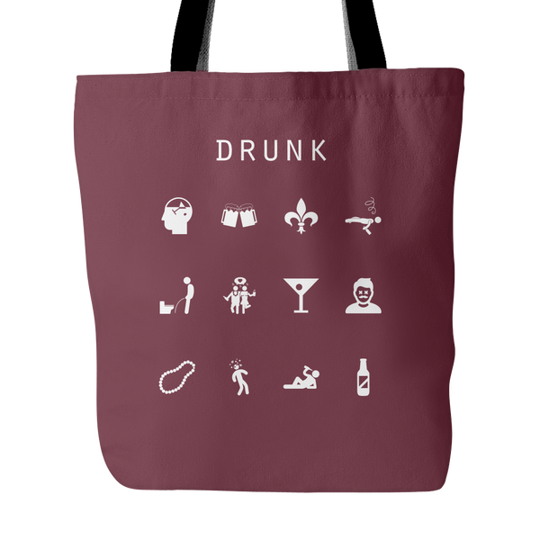 Drunk (NOLA) Tote Bag - Beacon