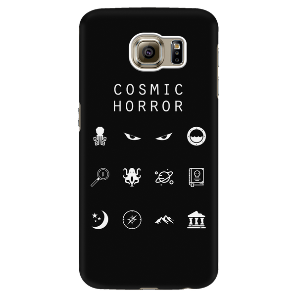 Cosmic Horror Black Phone Case - Beacon
