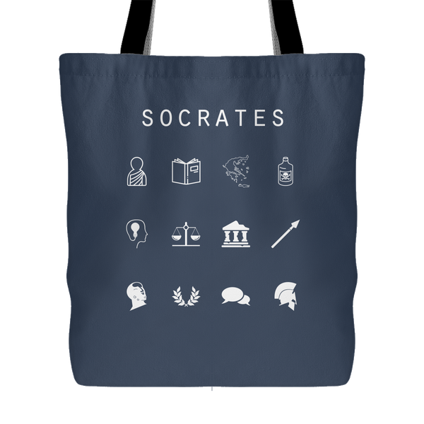 Socrates Tote Bag - Beacon