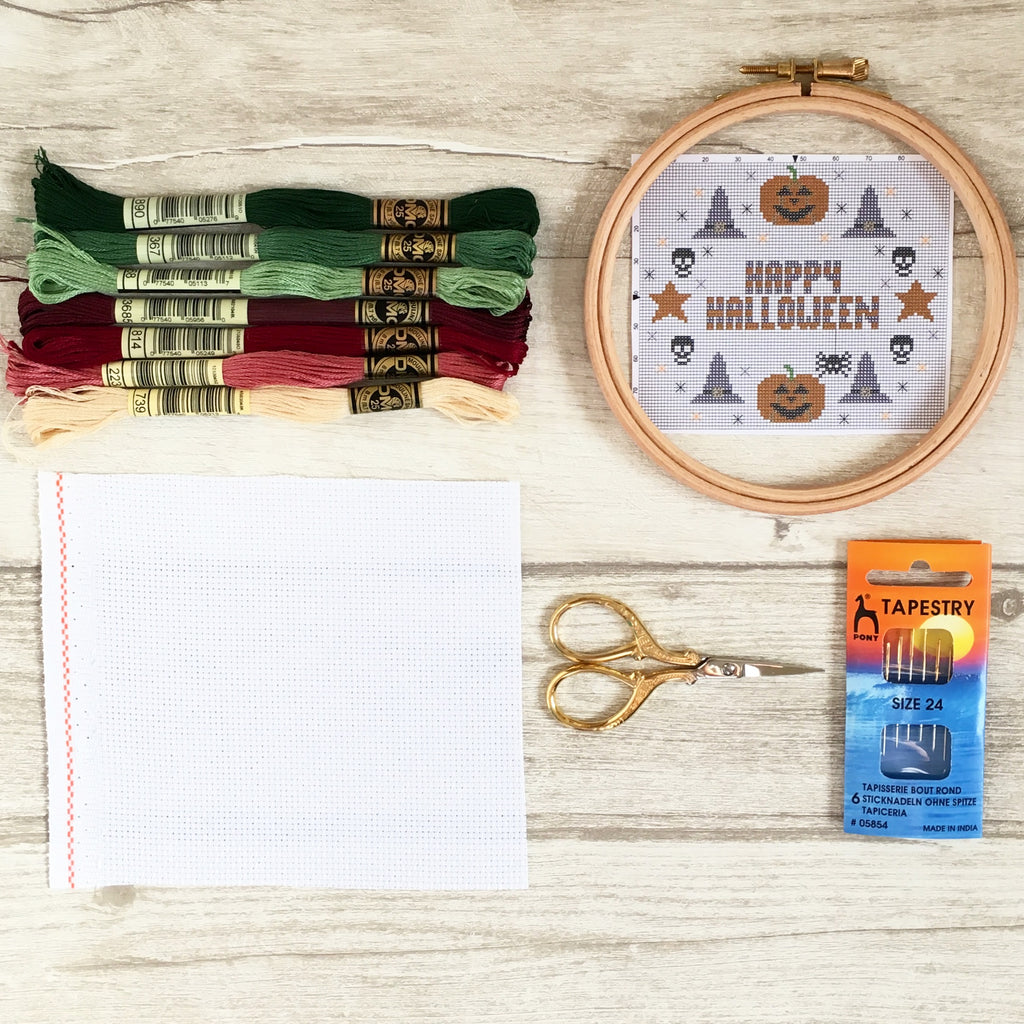 The Top 6 Things Needed For Cross Stitch
