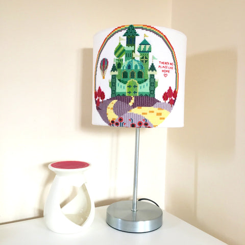 how-to-make-a-cross-stitch-lampshade-tutorial