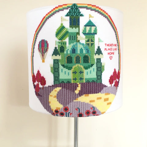 how-to-make-a-cross-stitch-lampshade-6