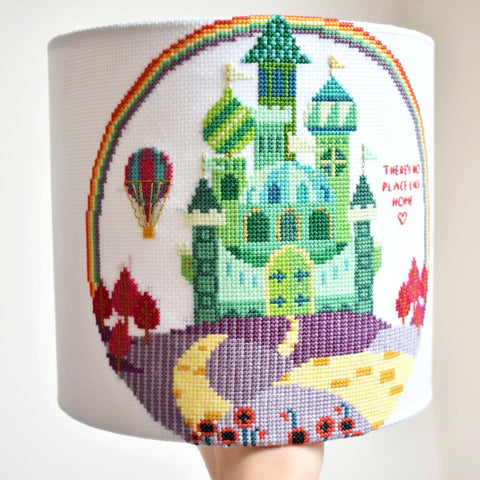 how-to-make-a-cross-stitch-lampshade-finsihed-shade