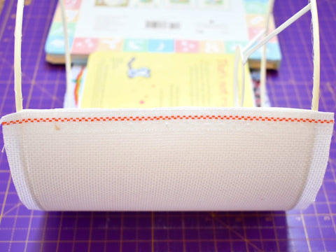 how-to-make-a-cross-stitch-lampshade-keep-rolling