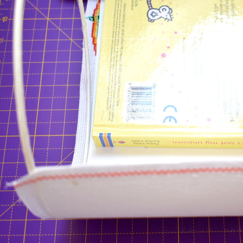 how-to-make-a-cross-stitch-lampshade-start-rolling