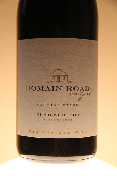 Domain Road Pinot Noir 2013