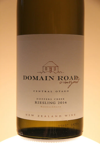 Domain Road Duffer's Creek Riesling 2014