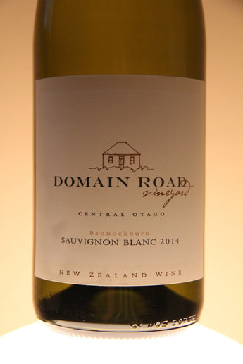 Domain Road Sauvignon Blanc 2014