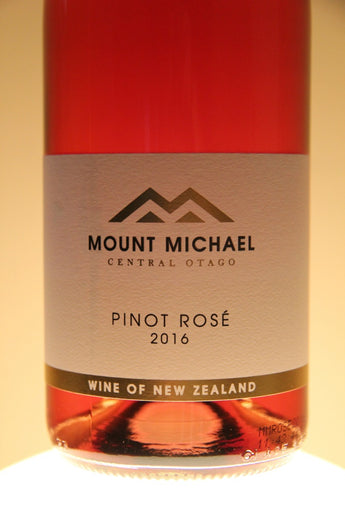 Mount Michael Pinot Noir Rose 2016