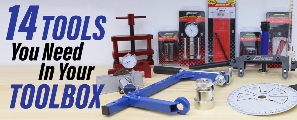 14 Tools Every Engine Enthusiast Should Have In Their Toolbox