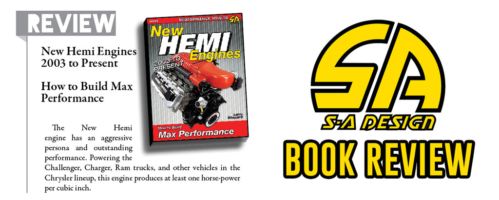 Book Review: New Hemi Engines 2003 to Present
