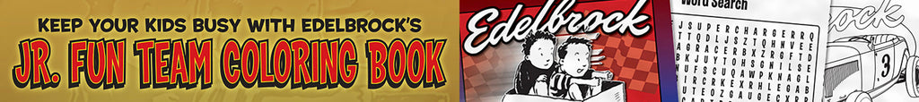Free From Edelbrock: Stay-At-Home Activity Book for Kids