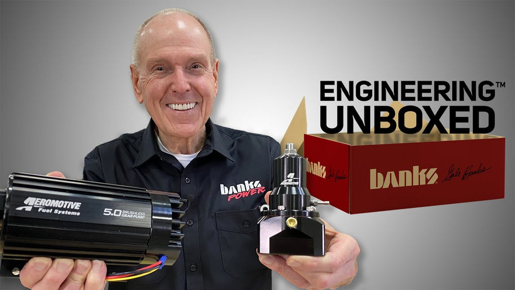 ENGINEERING UNBOXED: Gale Banks reviews Aeromotive