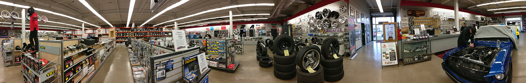 Performance Improvements Toronto Location 87 Advance Superstore
