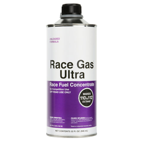 Race Gas ULTRA 200032 Race Fuel Concentrate 32oz