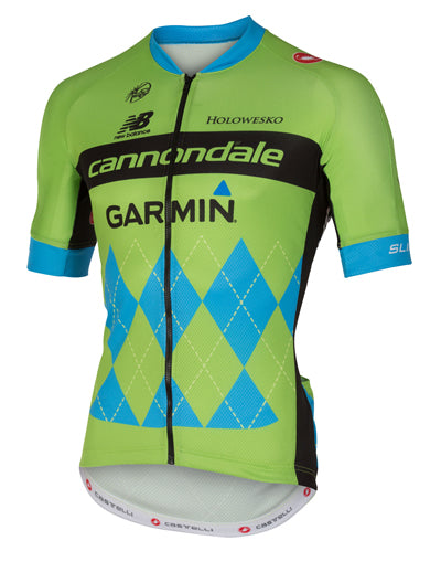Garmin Cannondale 2016 Cycling Jersey
