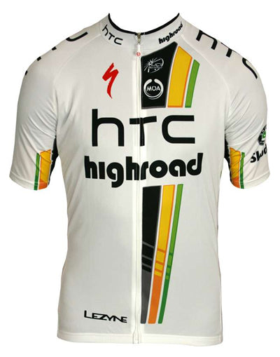 HTC High Road 2011 Cycling Jersey