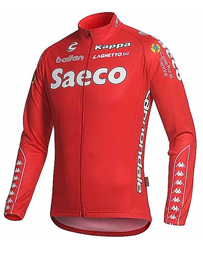Saeco Cannondale 2003 Cycling Jersey