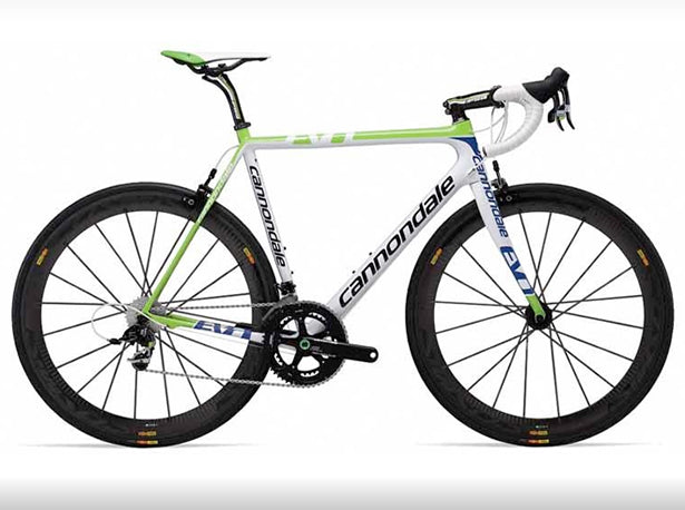 2012 Cannondale Supersix Evo (Liquigas Cannondale)