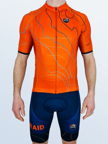 Cananco 'Arancia' Race Jersey