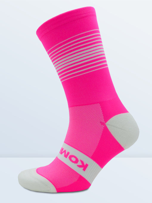 Swagger Socks - Fluro Pink