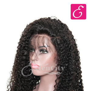 Curly Glueless Lace Wig - ExtenCity Hair