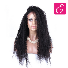 Load image into Gallery viewer, Kinky Curly Glueless Lace Wig - ExtenCity Hair