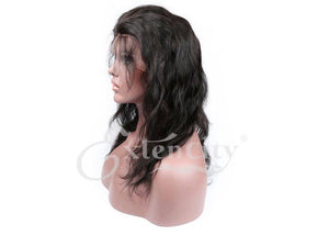 360 Body Wave Lace Frontal - ExtenCity Hair