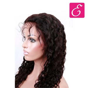 Deep Wave Glueless Lace Wig - ExtenCity Hair