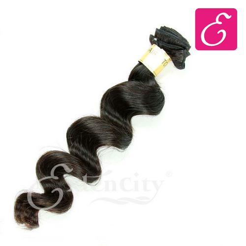 Loose Wave Human Hair Weft - ExtenCity Hair