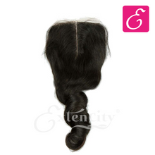 Load image into Gallery viewer, 4x4 Loose Wave Middle Part Closure - ExtenCity Hair
