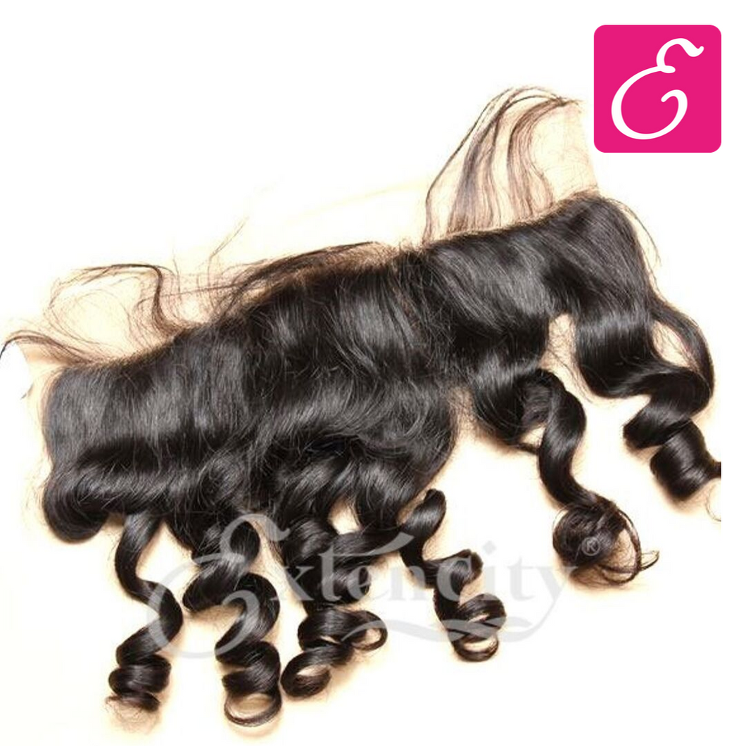 13x4 Loose Wave Lace Frontal - ExtenCity Hair